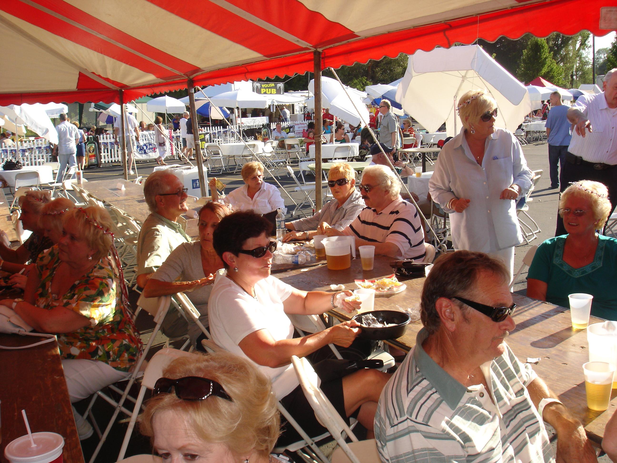 2010 Festival Attendees