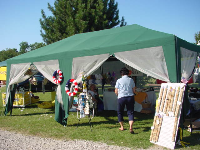 2010 Festival Craft Booth