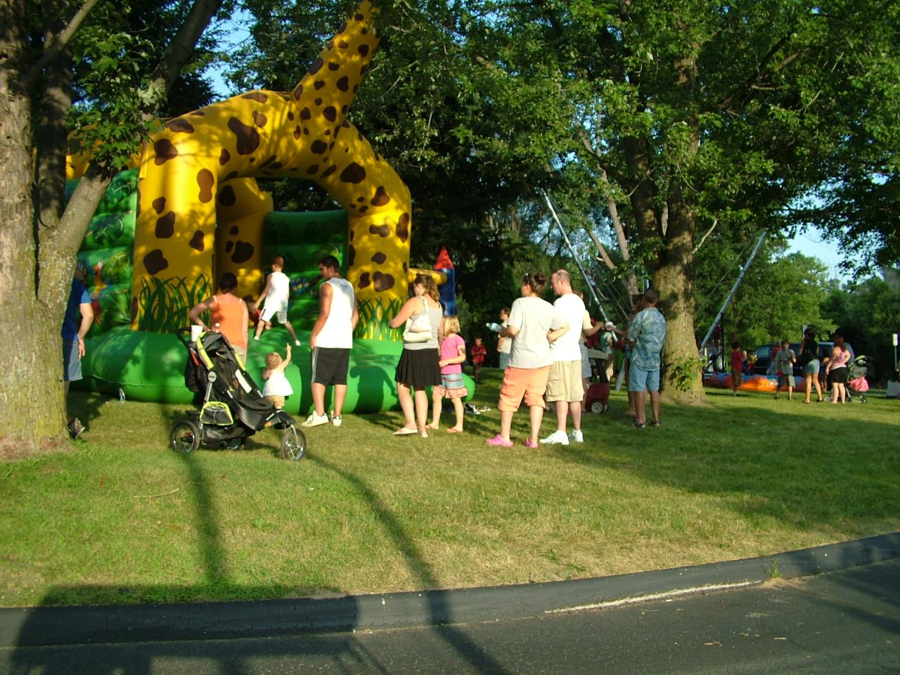 2010 Festival Childrens Rides
