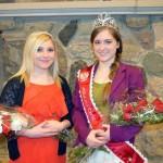 2013 Princess Lauren Krywy & Queen Amanda Jaczkowski